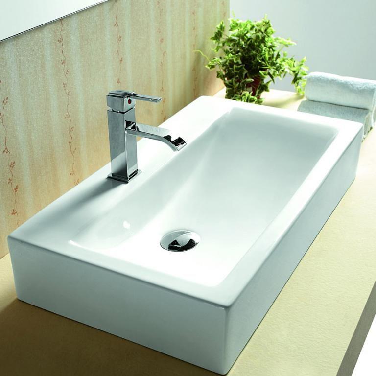 Umywalka Nablatowa Lux Aqua 4310 Wysyłka Gratis Home Basin