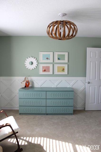 Benjamin Moore Prescott Green Hc 140 Kids Bedroom Paint Nursery Paint Colors Baby Girl Room