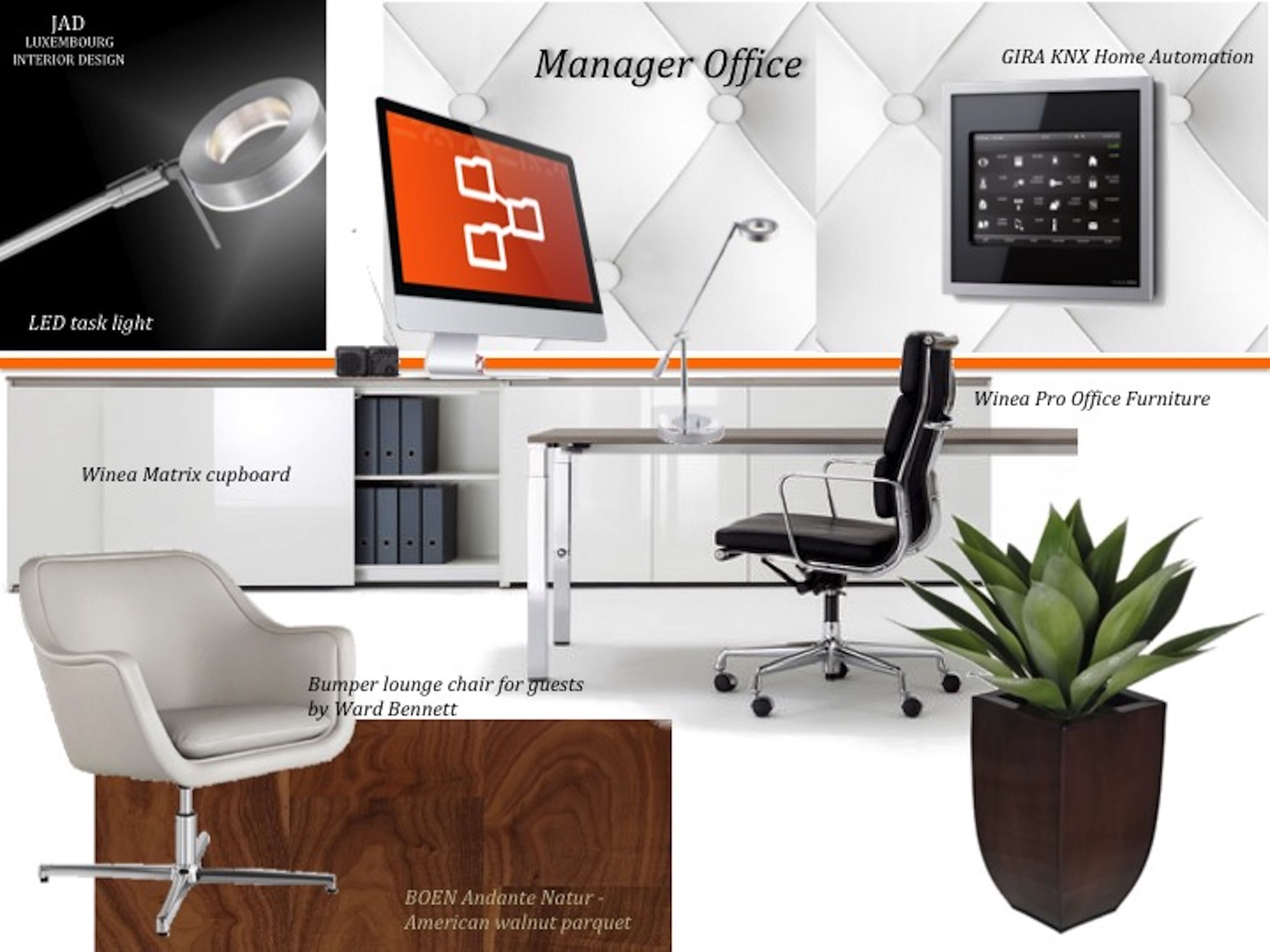 Jad S Office Design Manager Office Mood Board Mood And Sample Boards Interior Architecture Interior Office Furniture