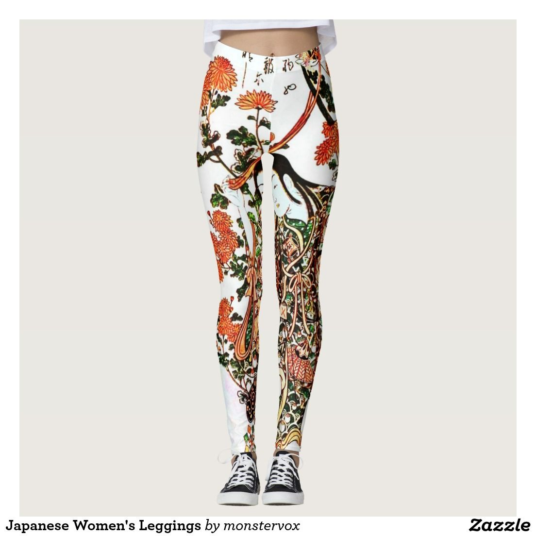 2adb3dc778 Japanese Women's Leggings #Leggings #Yoga #Pants #Activewear #Sports  #SportsWear #Athletic #Fashion #Design #Japan #Japanese
