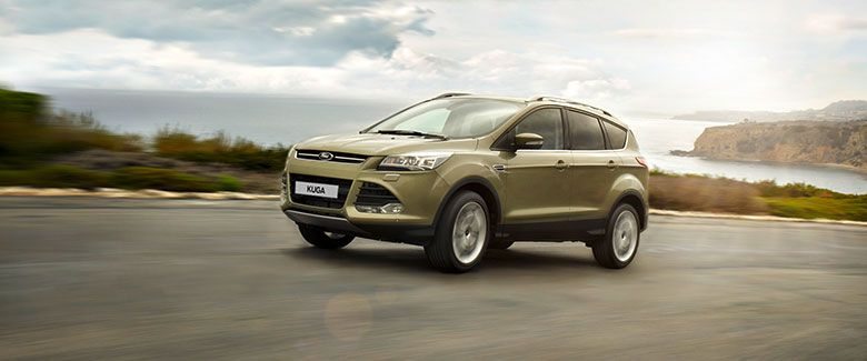 Ford South Africa - All-New Ford Kuga - Specification Data