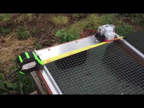 How To Make An Automatic Chicken Door Step By Step Instructions Hd