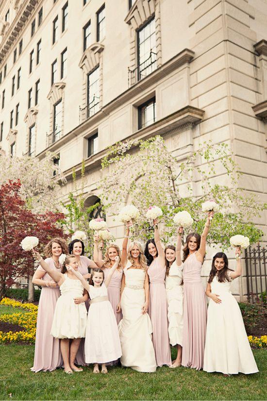 Dessy Long Twist Dress In Suede Rose Photo By Alixann Loosle Utah