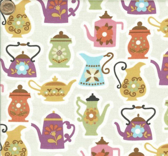 tea pots - so cute!