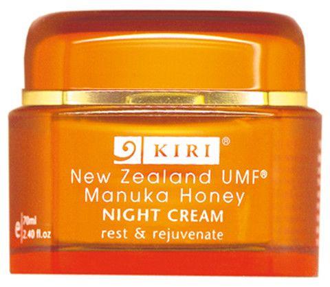 Kiri Manuka Honey Night Cream