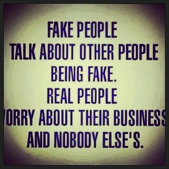 I Got My Own Problems True Quotes Fake People Insta Message
