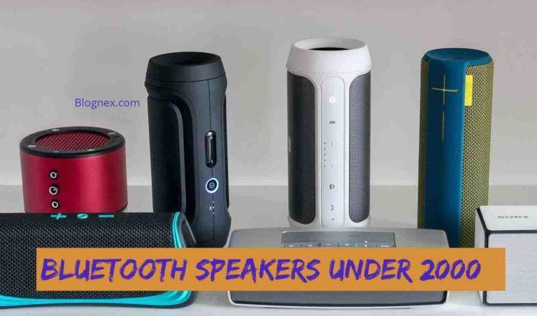Best Bluetooth Speakers Under 2000 In India 2019 Bluetooth Speakers Wireless Speakers Bluetooth Cool Bluetooth Speakers