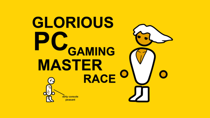 The Glorious Pc Gaming Master Race Image Gallery List View