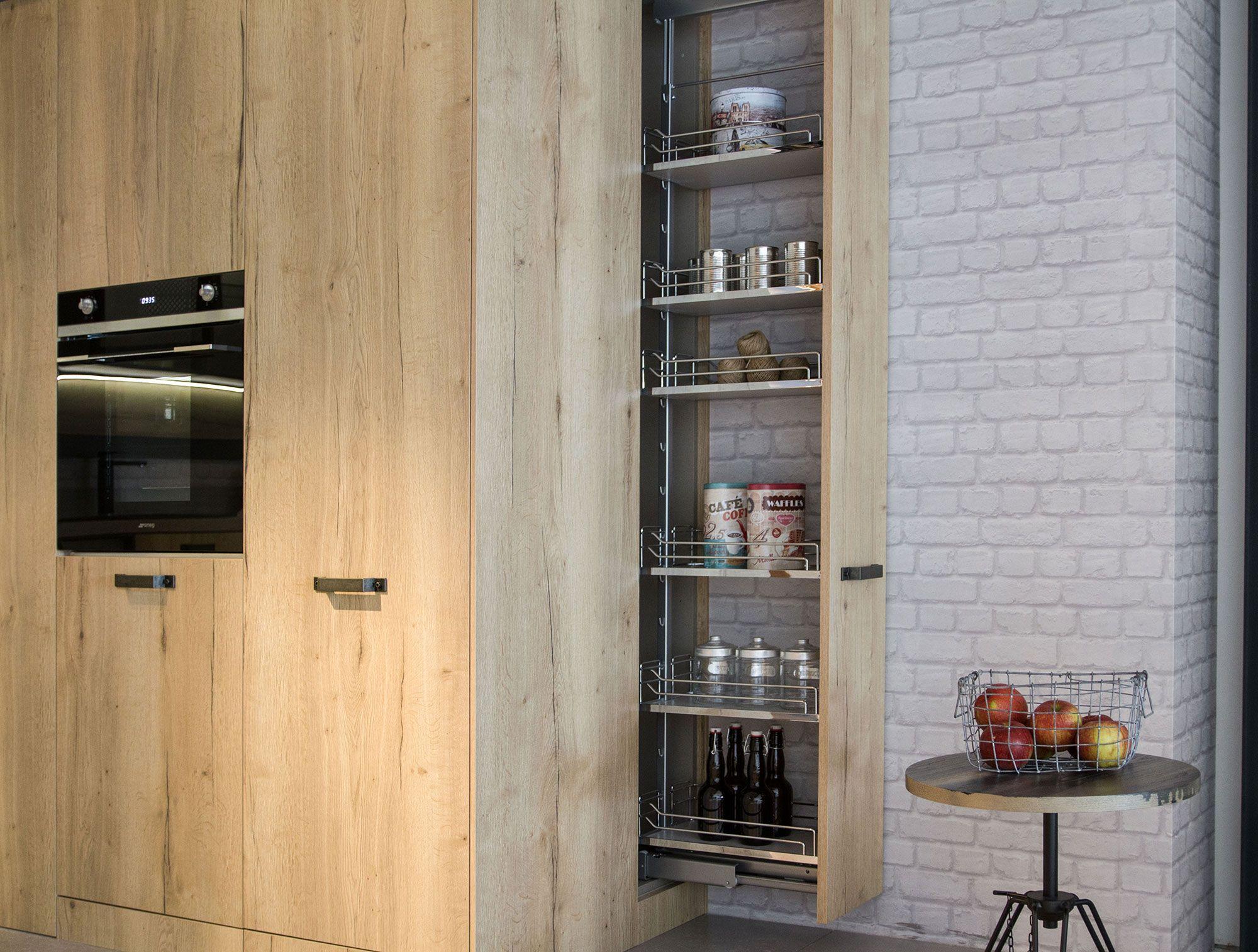 Cucine in legno: design moderno con Loft di Snaidero | Snaidero ...