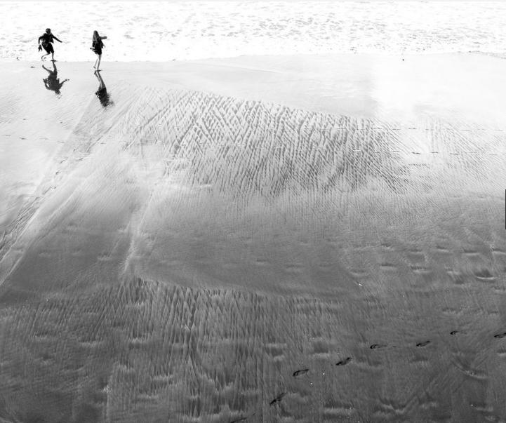 Fotografías que demuestran la alegría de vivir en la costa