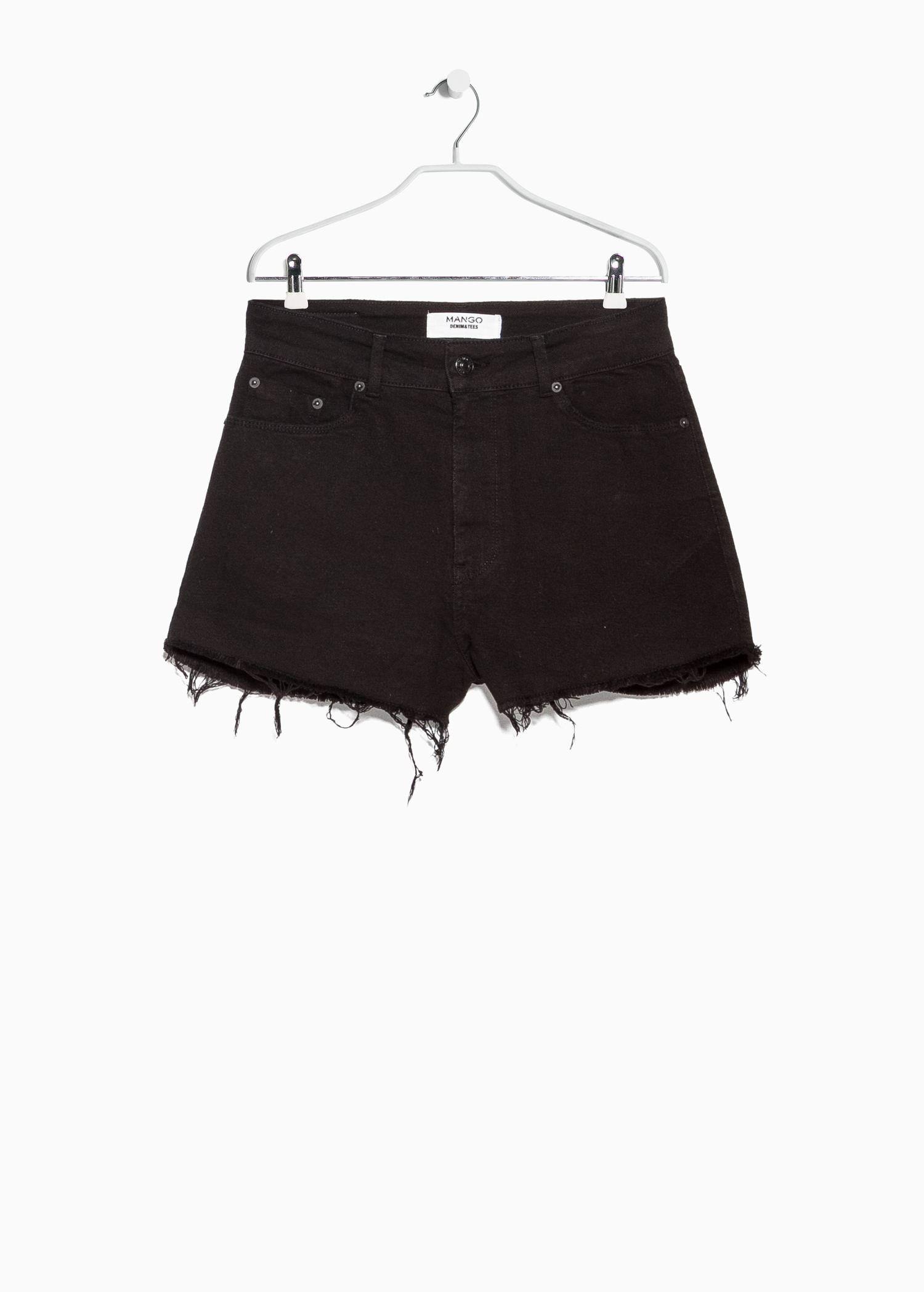 c64b6216b28e Short tiro alto - Mujer | outfits aesthethics | Shorts tiro alto ...