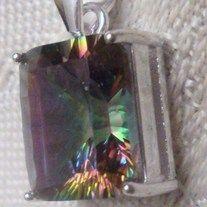 Genuine+Rainbow+Topaz+set+in+stamped+sterling+silver