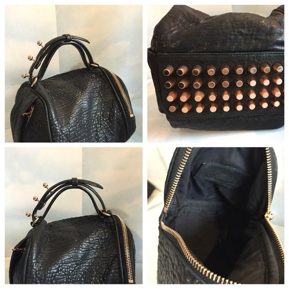 Alexander Wang Pre-owned - Leather clutch bag 3RCtRJ9Tl