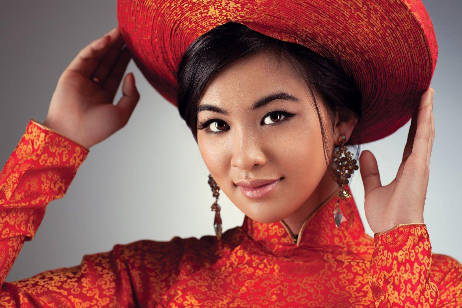 Фото девушки вьетнамки 15 фотография