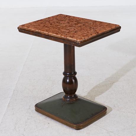 Auktion | Cafébord | Stockholms Auktionsverk Online | 762986