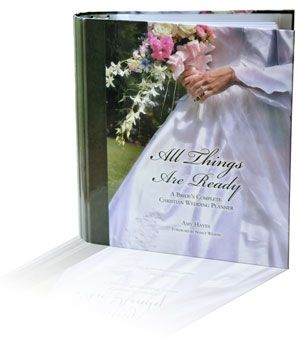 Free pdf downloads plus - A Christian Wedding Planner Binder  Check out the site:  http://www.weddingchristian.com/the-wedding-planner/