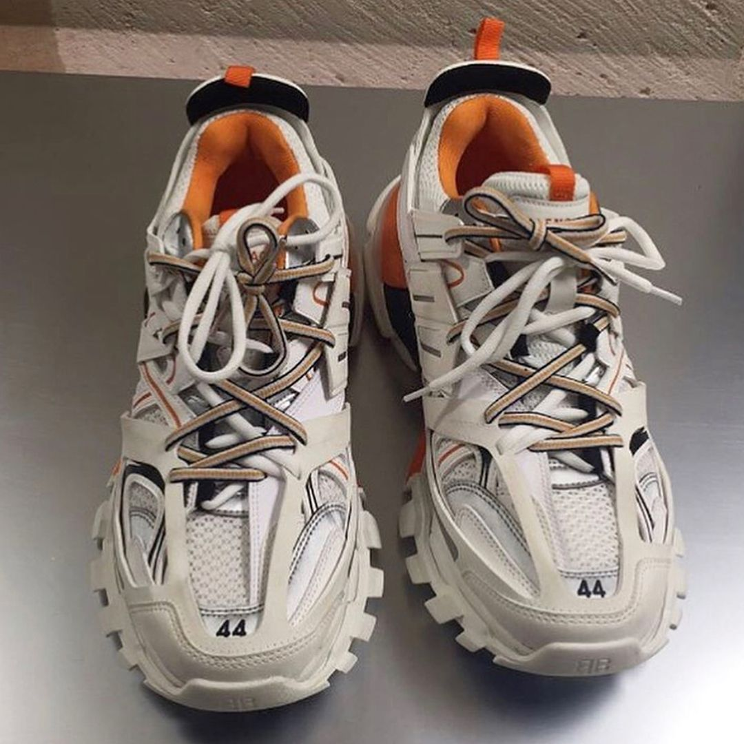 Dad shoes, Sneakers men