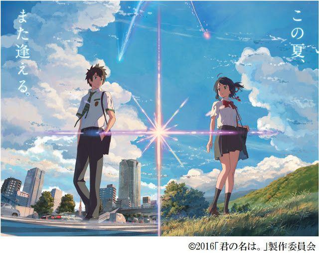Streaming Kimi No Na Wa Movie Subtitle Indonesia | Animasi ...