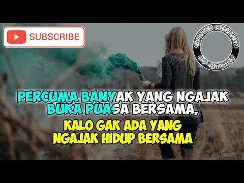 Kumpulan Story Wa 30 Detik Youtube Receh Quotes Youtube