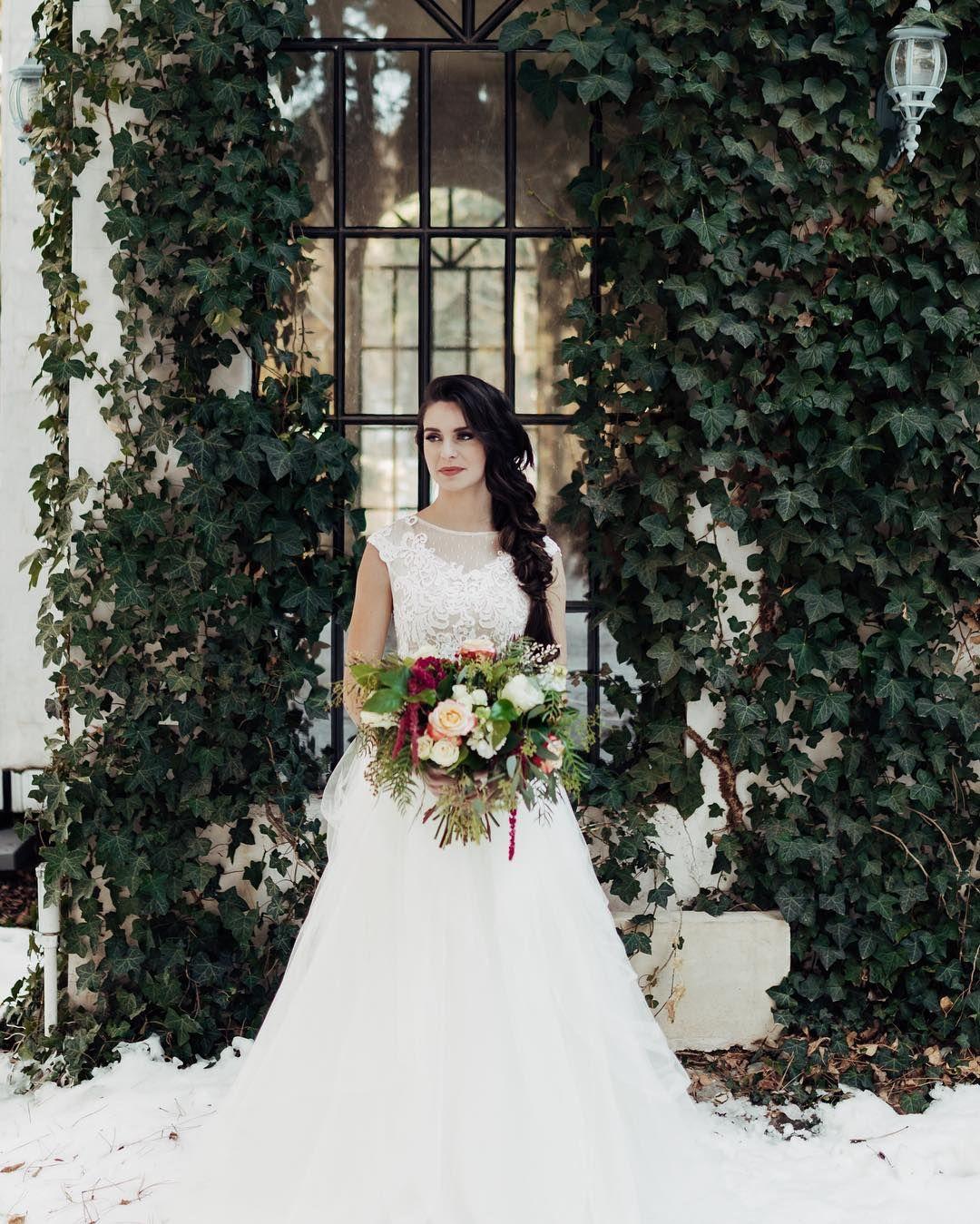 Wedding Dress With Sleeves Utah Wedding Dress Winter Wedding Dress Wedding Dress Champagne [ 1349 x 1080 Pixel ]