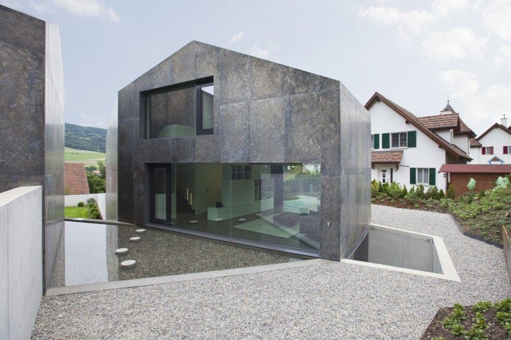 Gallery of two single occupancy detached houses   architekten also rh pinterest