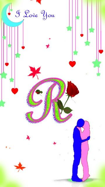 Download Letter R Wallpapers To Your Cell Phone