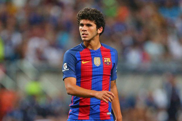 Terza Maglia FC Barcelona Aleñá