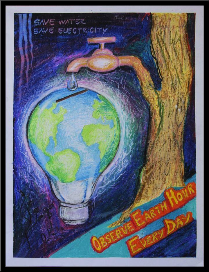 Environment Day Drawing Ideas Drawing Save Environment