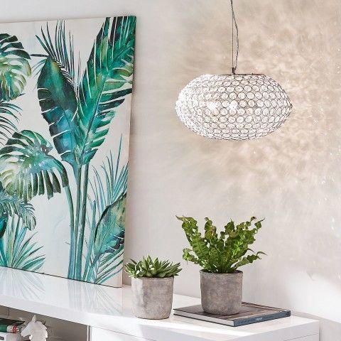 pendelleuchte kristall deckenleuchte modern deckenleuchte kristall h ngeleuchten esszimmer. Black Bedroom Furniture Sets. Home Design Ideas