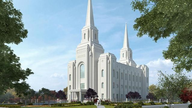 Brigham City Utah Temple Open House and Dedication Dates Announced