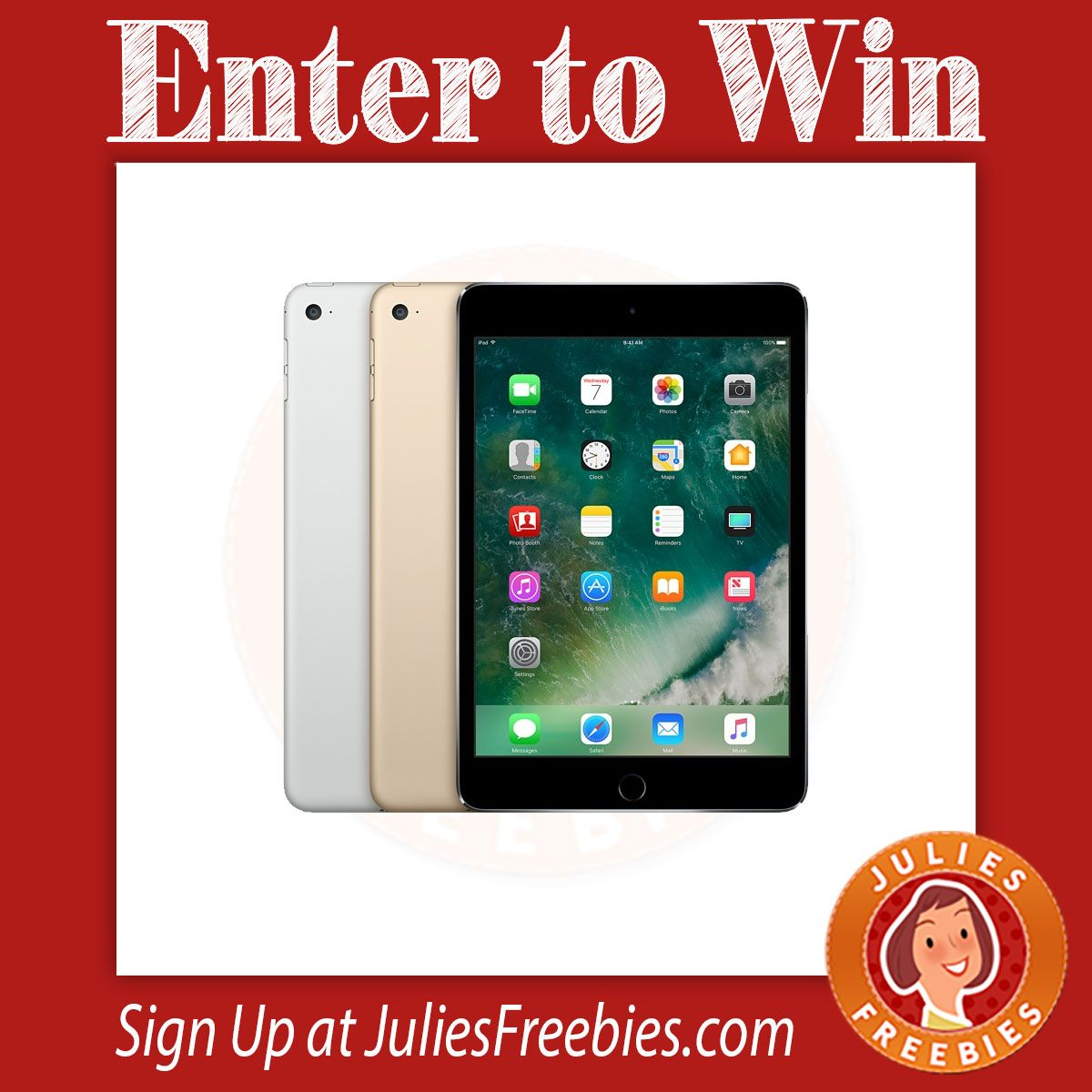 A summer to remember sweepstakes summer ipad mini chico