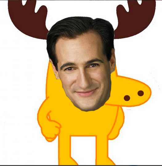 Carl a moose (With images) Carl azuz memes
