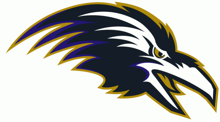 baltimore ravens alternate logo 1996 1998 nfl players rh pinterest co uk raven logistics inc raven logos pics