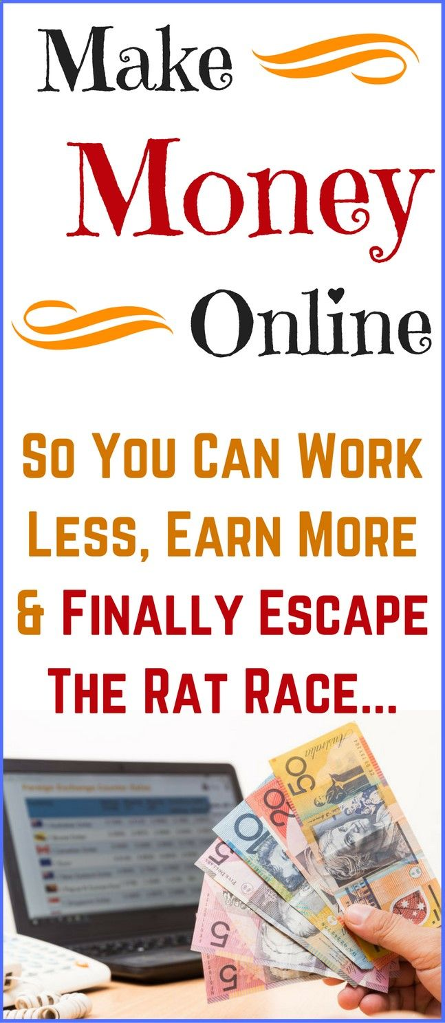 Make Money - Legit work from home job that pays well. Discover 7 ...