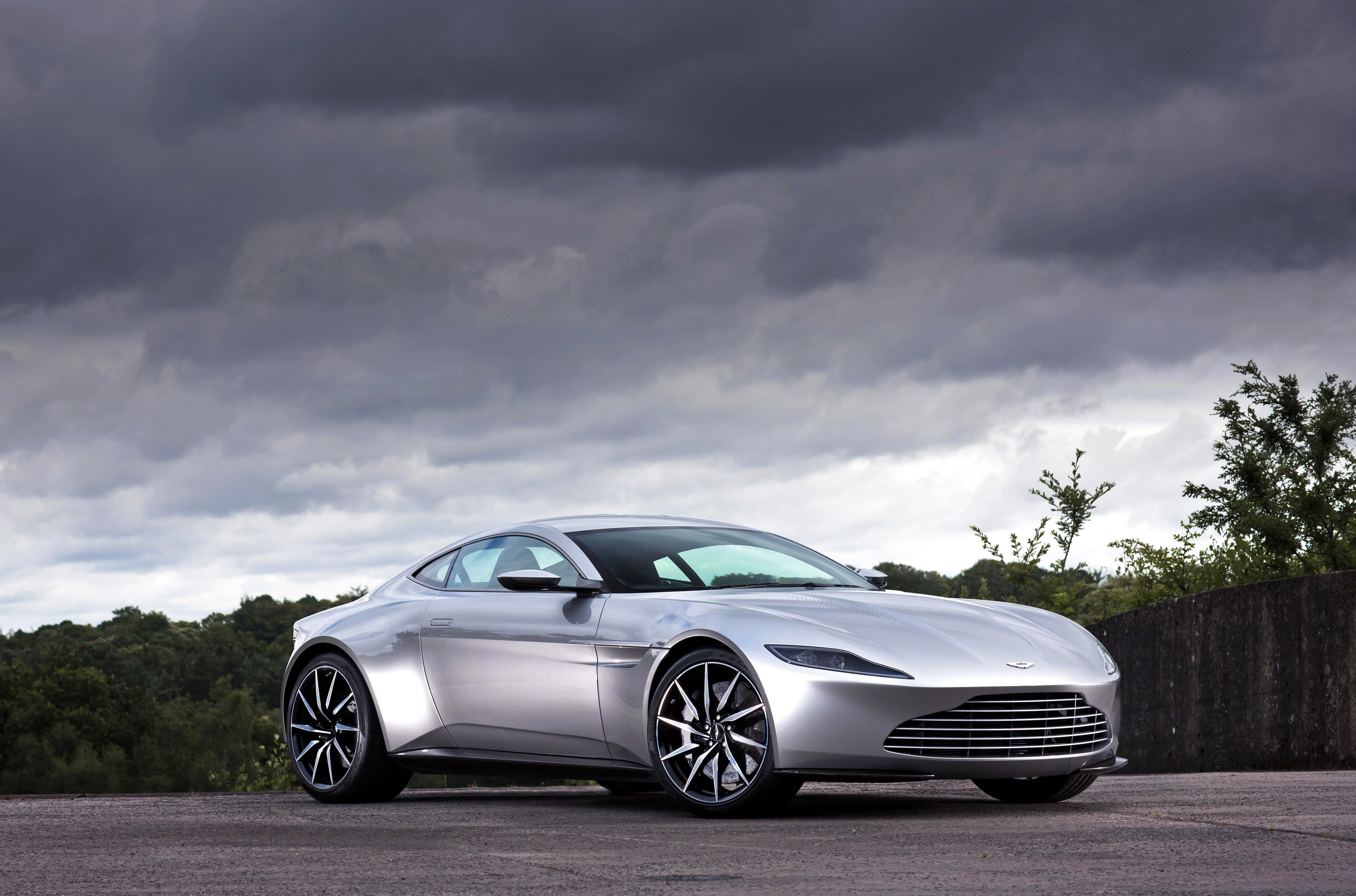 Aston Martin Db10 The Most Wanted Car In The World Aston Martin Db10 New Aston Martin Aston Martin