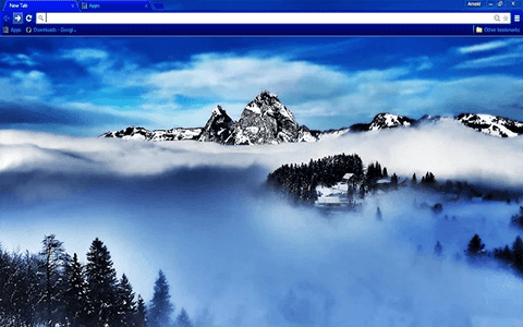 New Custom Google Chrome Themes Hd Backgrounds In 2019