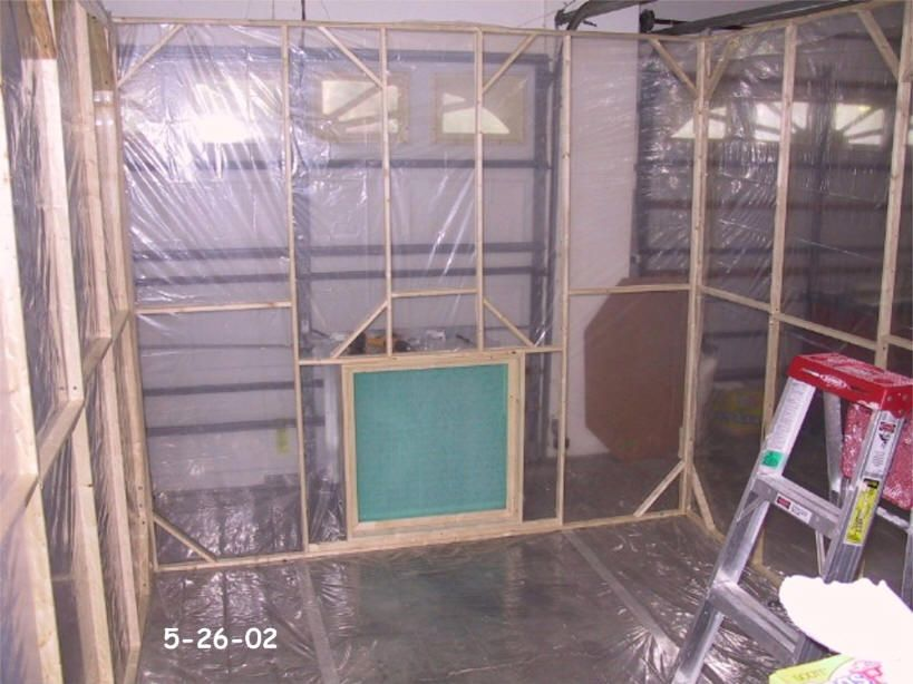 11 best PAINT BOOTH images on Pinterest Garage ideas Spray