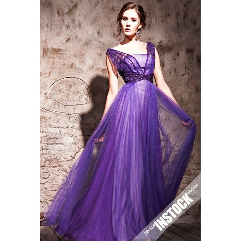Girls Unique Online New Purple Semi Formal Dresses For Sale Prom