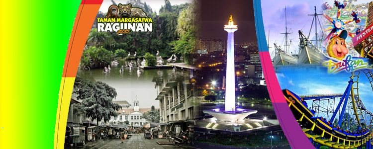 Jakarta adalah salah satu kota di Indonesia yang terkenal ...