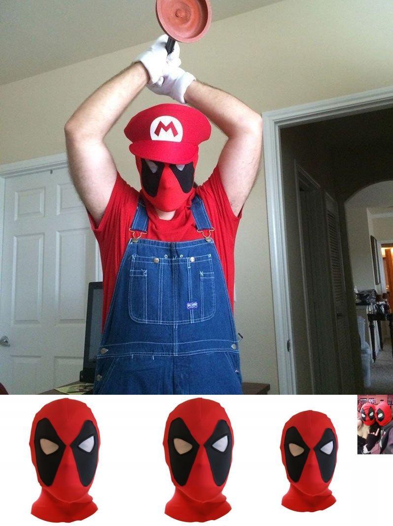 Visit to buy pcs new deadpool mask weapon x superhero balaclava