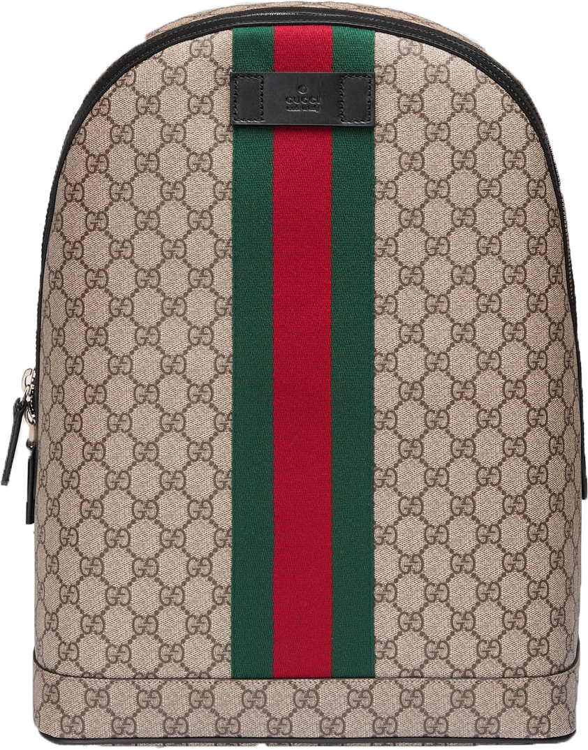 add5a3b2 Check out the Gucci Backpack Zip Top GG Supreme Web Detail available on  StockX