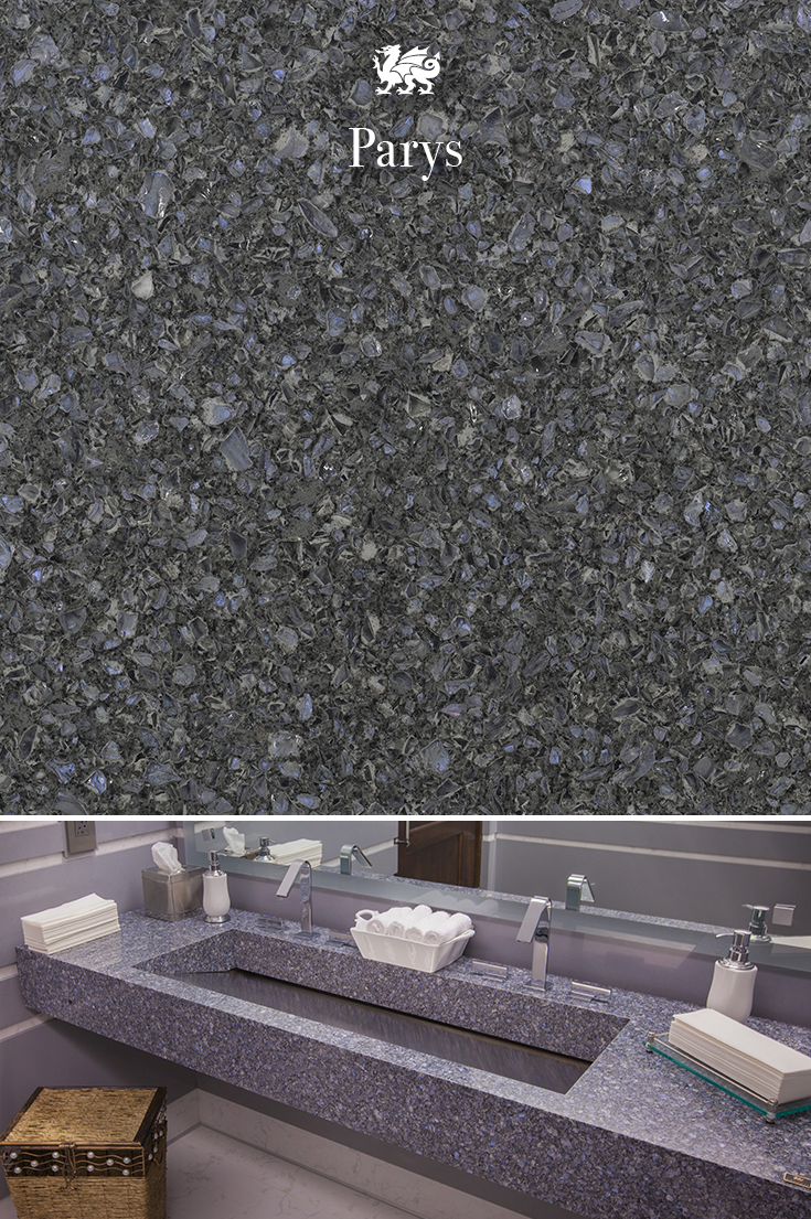 Our Parys Design Is A Perfect Non Porous Natural Quartz Surface For Bathroom And Kitchen Renovations Mycambria