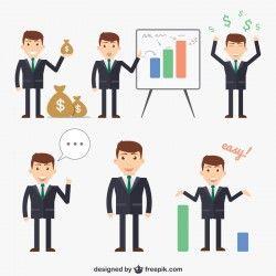 La Administracion De Empresas Es El Eje Central De Cualquier Negocio Y En El Caso De Las Pymes Est Libre De Vectores Administracion De Empresas Administracion