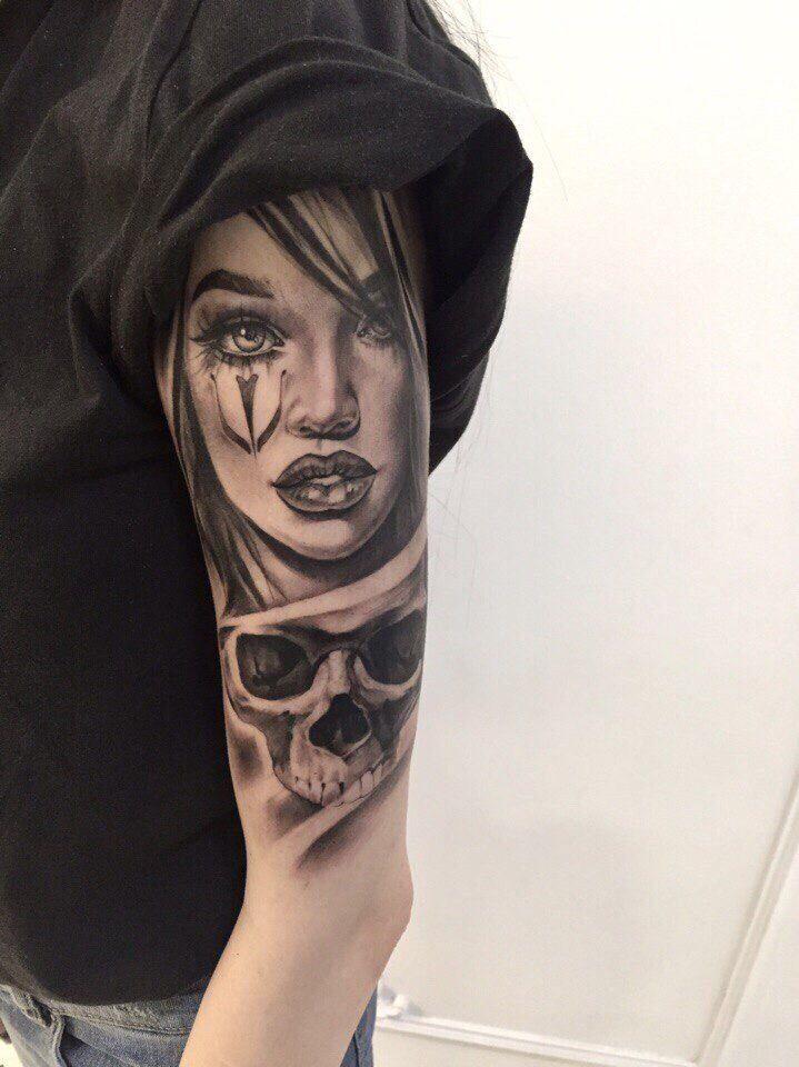 Pin By Joao Lucas Nascimento On Mntao Face Tattoos Sleeve Tattoos Portrait Tattoo