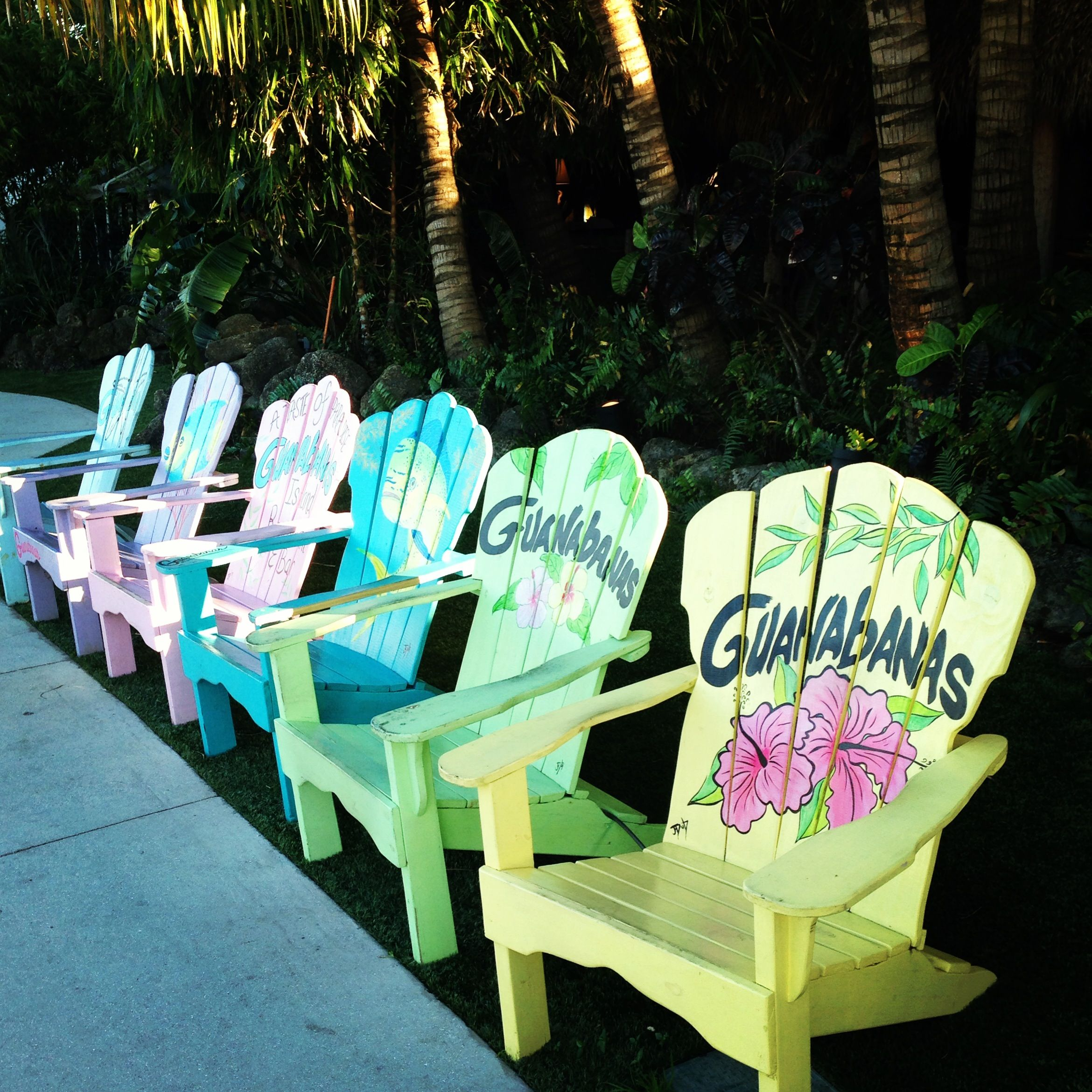 Patio Furniture Jupiter Fl: No Better Chairs To Relax And Grab Some Photos! Guanabanas