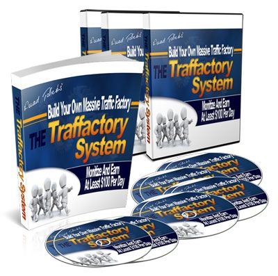 Traffactory System Get 1 000 Visitors A Day And Monetize Them Web Traffic Traffic Generation System