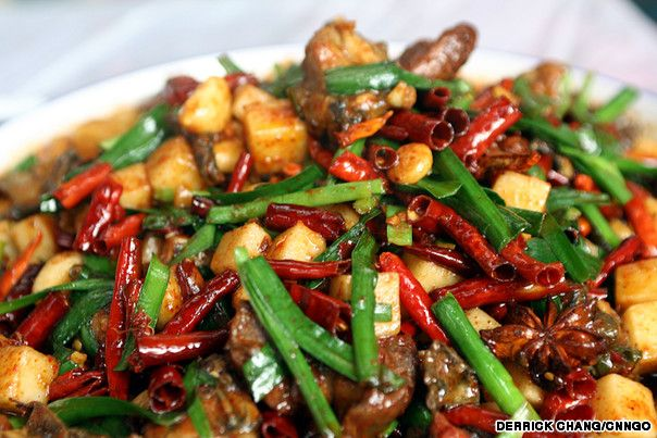 10 Of China S Spiciest Dishes Spicy Recipes Authentic Chinese Recipes Chinese Dishes Recipes