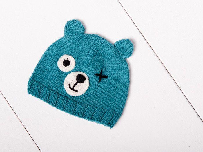Tiermütze Stricken Stricken Knitting Pinterest Handmade