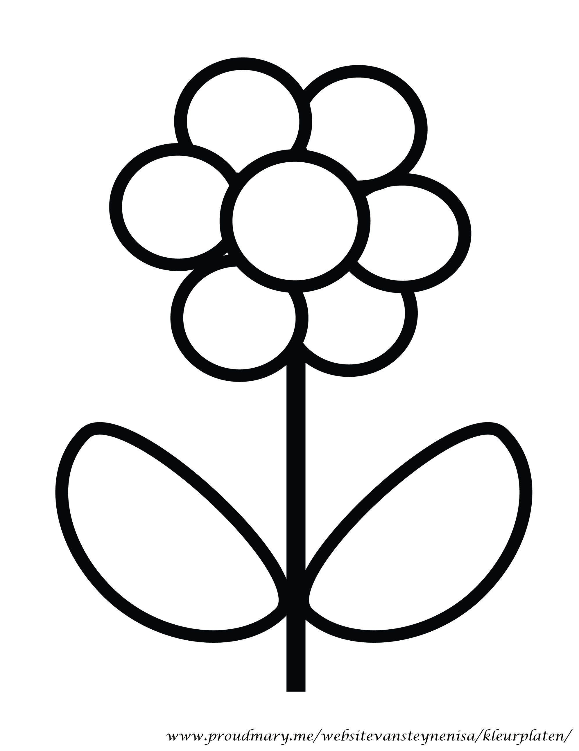 leuk thema voor moederdag een bloem voor met