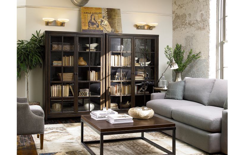 Forecast 919425 Bunching Bookcase Home Decor Living